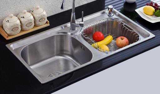 厨房洗菜盆的安装步骤及注意事项