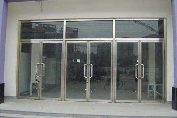 玻璃门安装方法及注意事项介绍