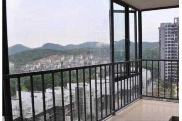 阳台锌钢护栏安装步骤介绍