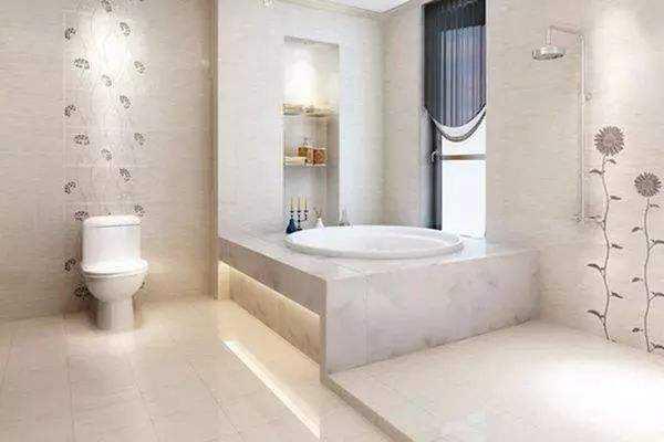 嵌入式浴缸安装的完整过程