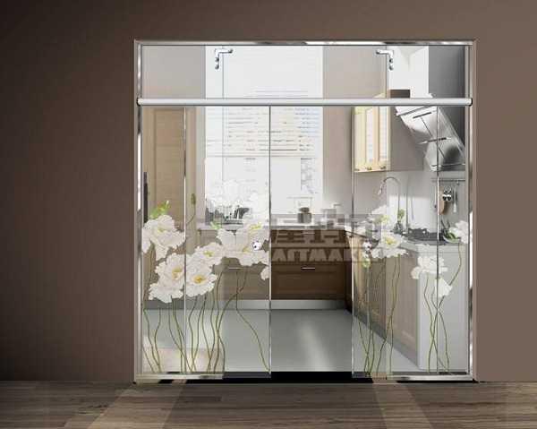 玻璃吊轨门选购及安装方法小知识