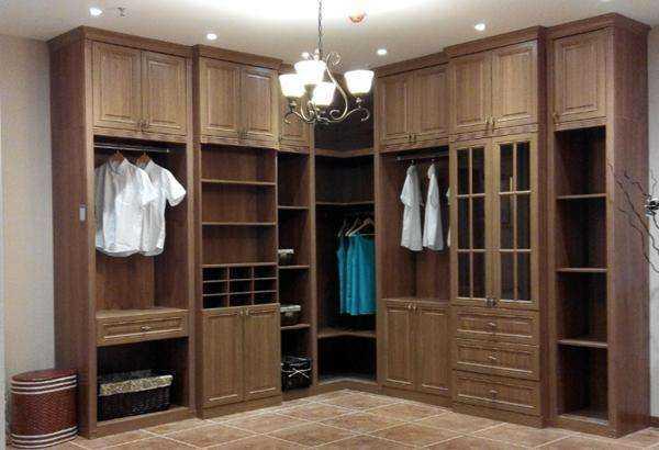 家具衣柜的安装