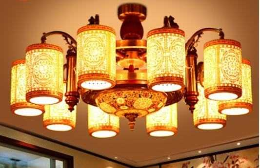 灯饰选购是有技巧的,灯具也是需要保养的