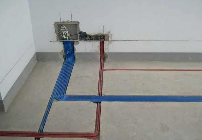 定位布线等水电安装流程