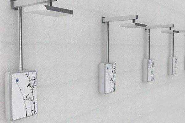 感应淋浴器品牌及感应淋浴器安装