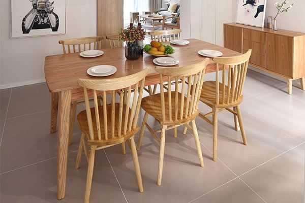木制餐桌椅维修方法,木制餐桌椅常见故障维修