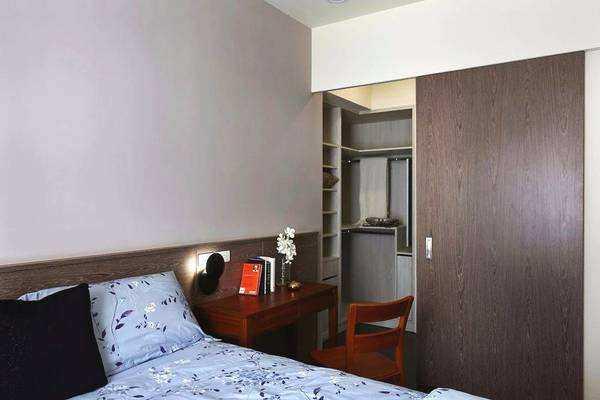 卧室木板隔墙的效果图,卧室木板隔墙的安装方法