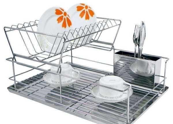 厨房沥水架选购技巧及沥水架清洁知识