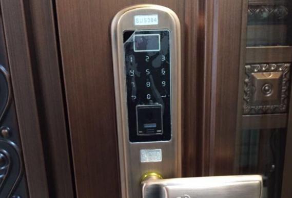 不知道指纹锁的安装工具怎敢问指纹锁如何安装?