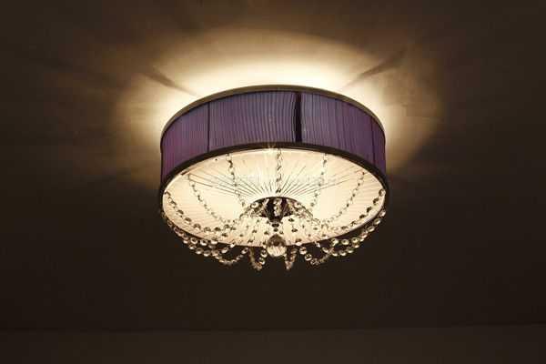 水晶灯要如何安装呢?