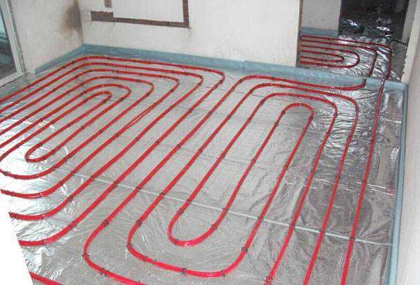 地暖管道也需要清洗吗?两种清洗方法介绍