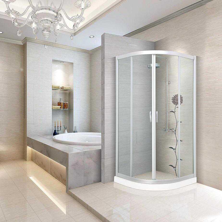 舒适淋浴体验,淋浴房安装详细步骤
