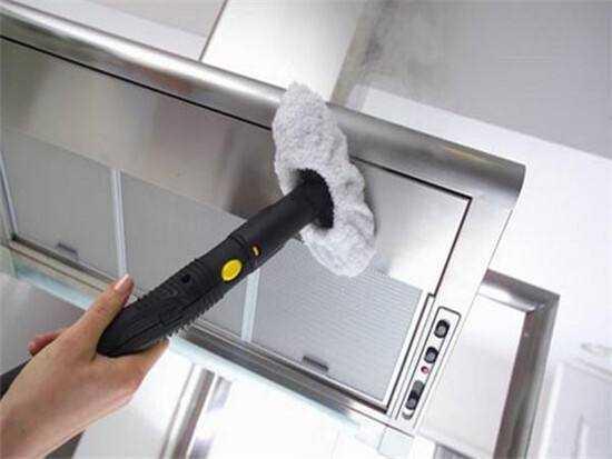 油烟机清洗剂配方及清洁方法