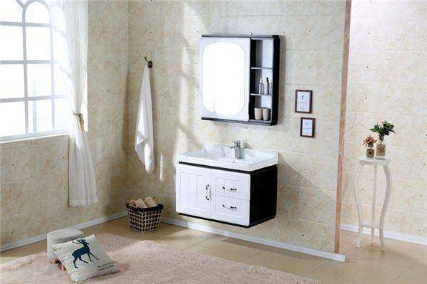 浴室镜柜怎么选购及镜子安装高度