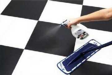 清洁技巧|如何清洁瓷砖地板