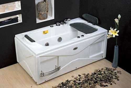 按摩浴缸怎么安装?