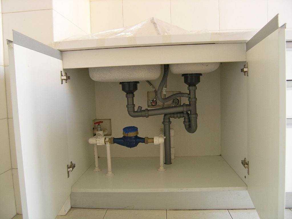 厨房下水管尺寸 厨房下水管安装