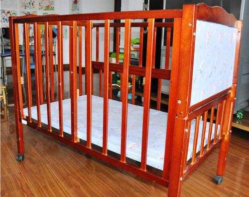 好孩子婴儿床安装好了应该怎么使用注意什么