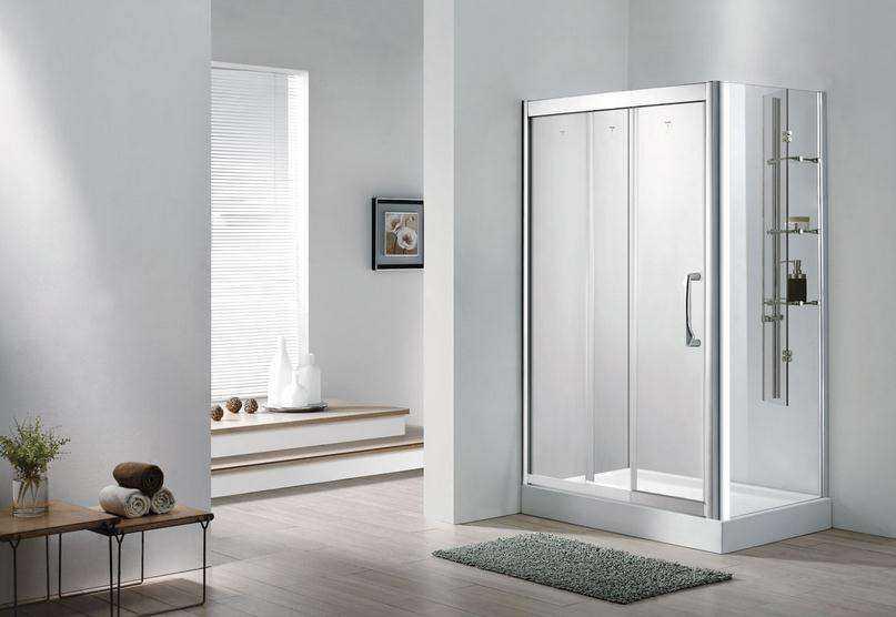 淋浴房如何安装?加枫淋浴房安装步骤