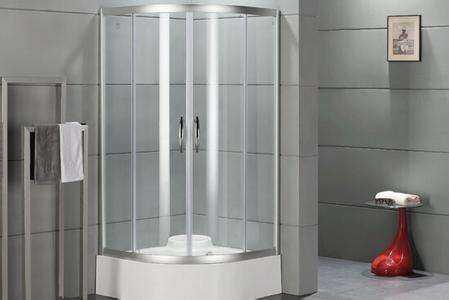装修卫生间时淋浴房怎么安装?