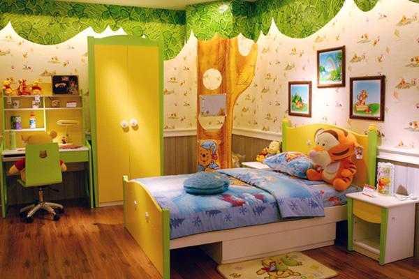 儿童房间的灯具选购,儿童房间的灯具安装注意事项