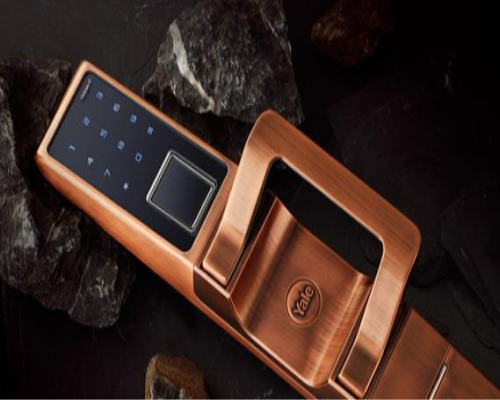 佰仑指纹锁安装视频700升级版、防盗门指纹锁安装视频