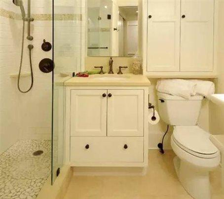 淋浴房隔断安装