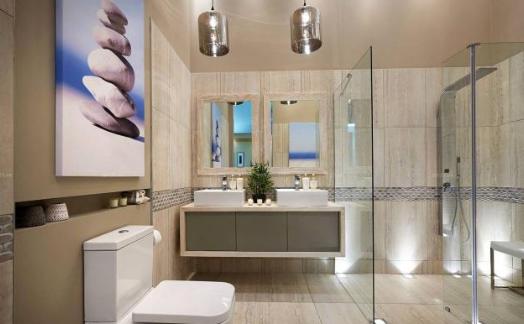 淋浴房浴霸安装位置怎么确定?教你一个小妙招!