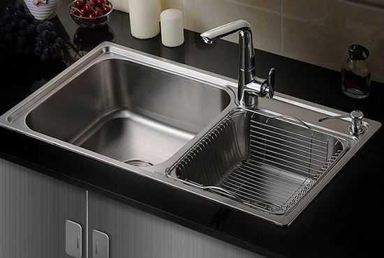 水槽的安装方式及优缺点