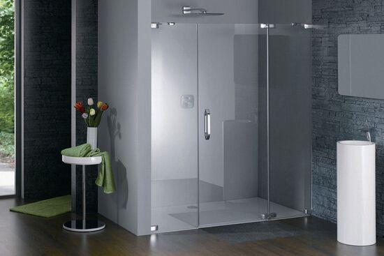 打破常规,有经验的淋浴房安装师傅这样设计淋浴房