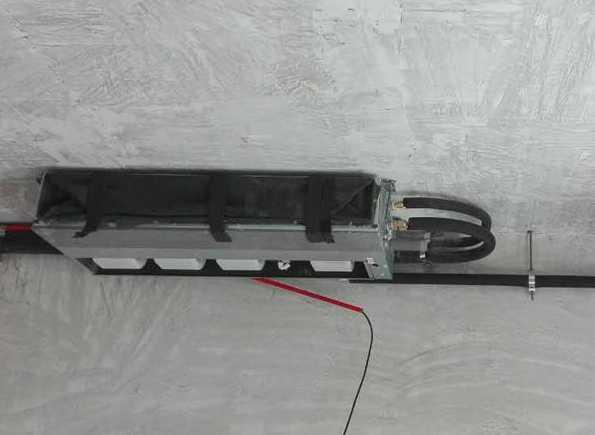 风管机安装注意事项以及安装步骤