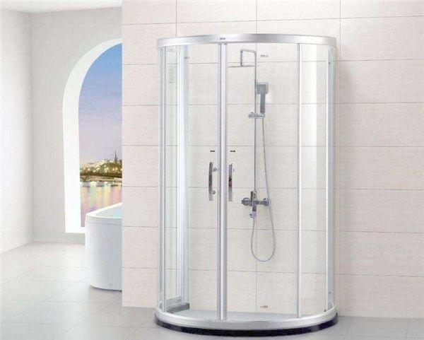 圆弧淋浴房的安装步骤要牢记,这5个注意事项更要牢记!