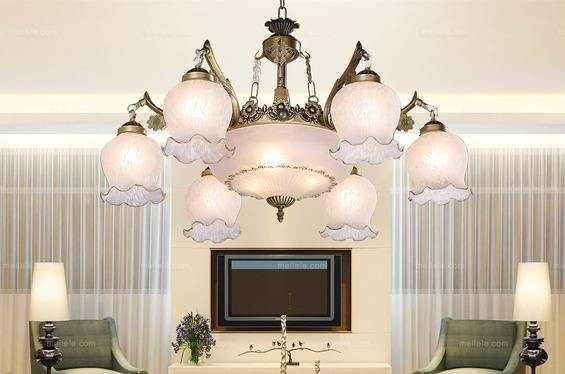 安装客厅灯具注意的事项你都知道吗