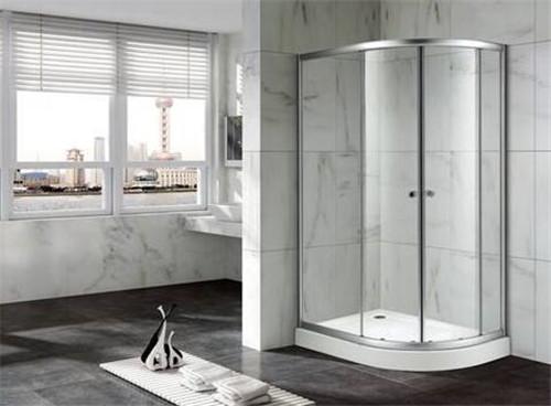 淋浴房隔断安装,还有这些你不知道的小技巧!