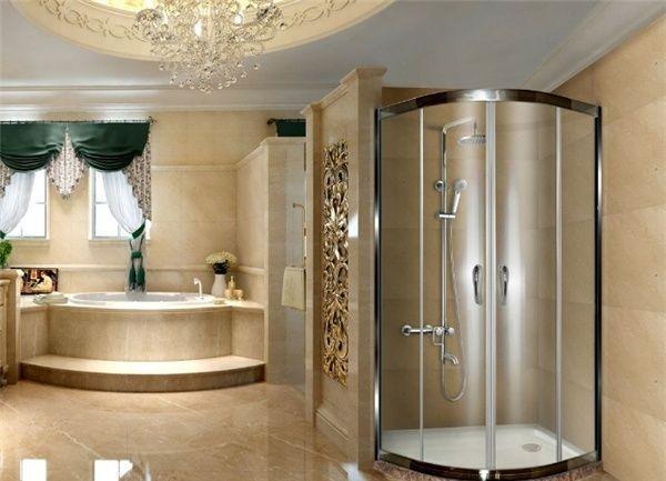 淋浴房隔断怎么安装安全?主要看这5个方面