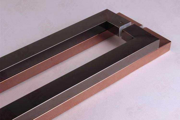 玻璃门拉手安装注意事项以及玻璃门拉手尺寸规格