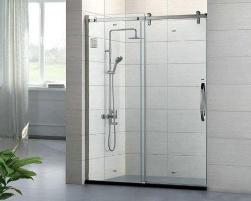 淋浴房把手怎么安装