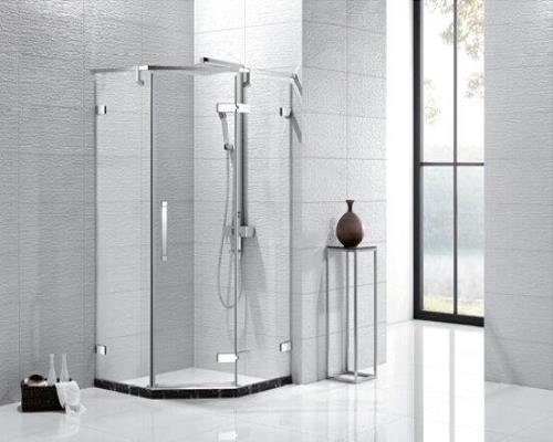 淋浴房密封条安装方法