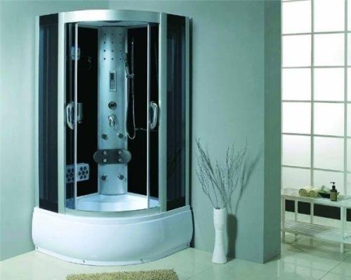 淋浴房三移门安装方法