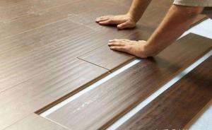 值得收藏的安装木地板注意事项