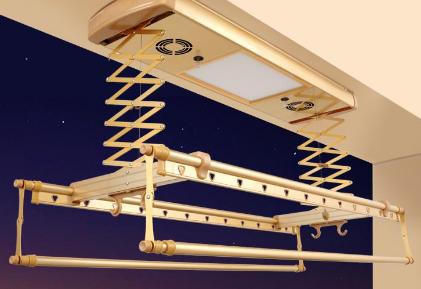 奇兵到家家居安装平台:阳台升降式晾衣架怎么安装?