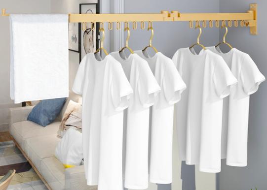 怎样安装晾衣架?三种简单安装晾衣架方法!