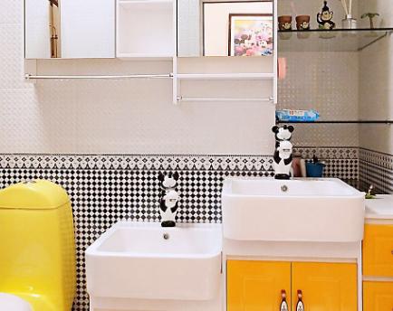 儿童卫生间卫浴洁具如何安装才安全