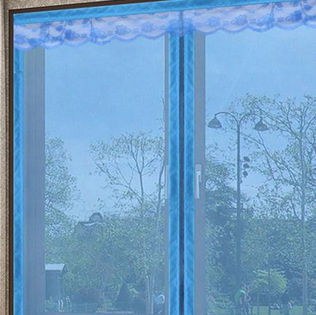 家里的塑钢纱窗损坏时,应当如何拆卸与安装