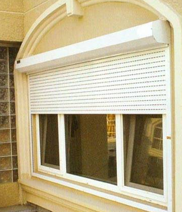 安装欧式卷帘窗有什么优点和缺点