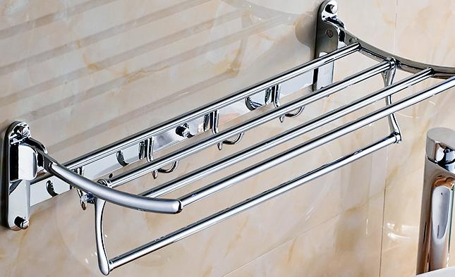 浴巾架应该如何安装呢? 安装高度和位置怎么选择