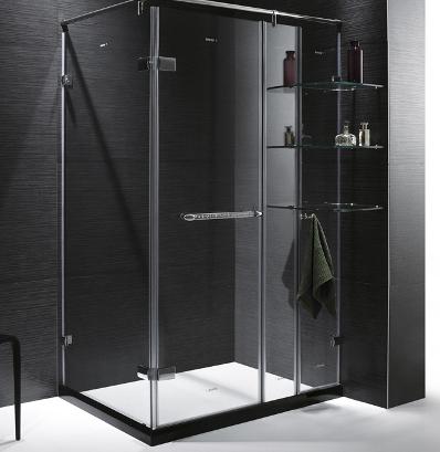 折叠淋浴房要怎么安装?这样的淋浴房好用吗?
