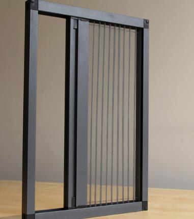 折叠纱窗门怎样装?怎样清洗|十年家具师傅教你安装方法
