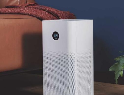 米家空气净化器,创造清新空气