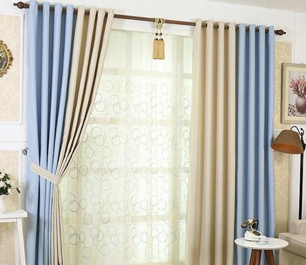 窗帘白纱发霉了怎么才能洗干净,教你不同窗帘的清洗方法